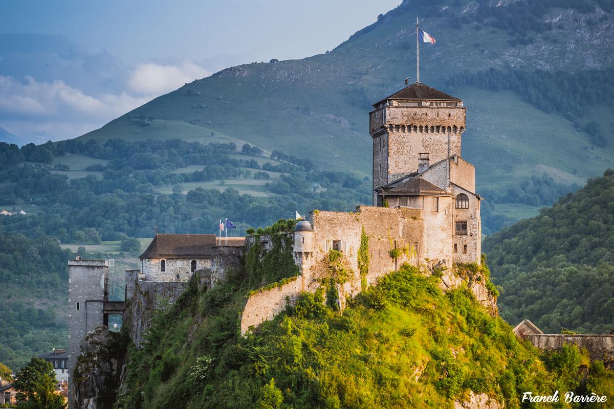 Turismo - Hôtel Jeanne D'Arc à Lourdes